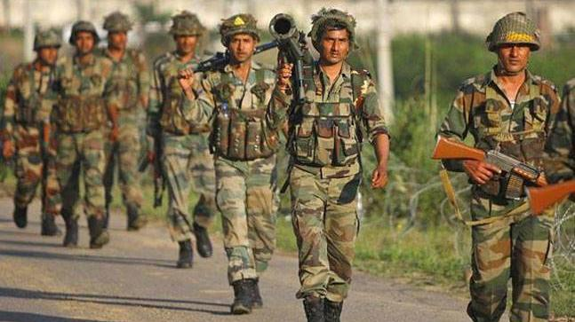 Indian Army Attacks Nscn K Camp In Myanmar Inflicts Casualties