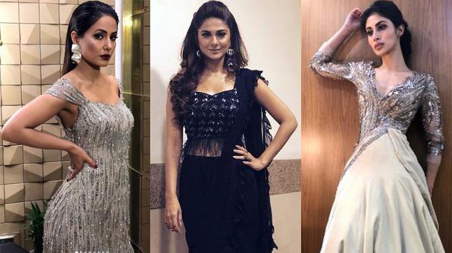 Hina Khan, Jennifer Winget and Mouni Roy