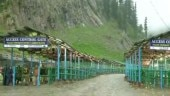 Amarnath Yatra stalled due to heavy rains in Jammu and Kashmir | See pics