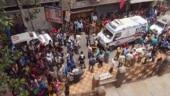 Class 9 boy stabbed to death in Vadodara school washroom, suspect held