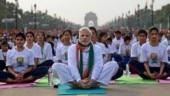 PM Modi posts his fitness video, further challenges Karnataka CM Kumaraswamy under #FitnessChallenge