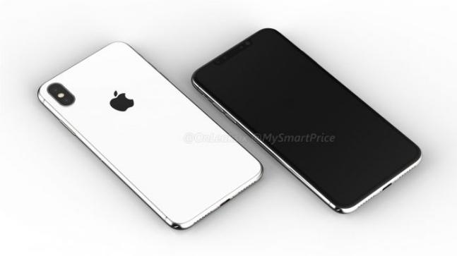 new product 64336 9b509 The 6.5-inch iPhone 2018 leaked in renders, could be the iPhone Xs ...