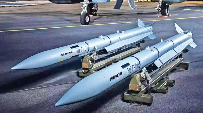 IAF's Meteor missile plans likely to take hit