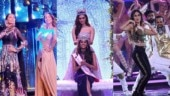 Best moments from Miss India 2018.