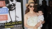 Kangana Ranaut in this off-shoulder dress is the coolest mausi ever