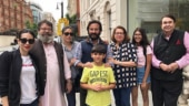 Karisma, Babita, Randhir join Saif-Kareena in London for family vacation