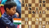 12-year-old boy from Chennai creates history, becomes world's second youngest chess Grandmaster