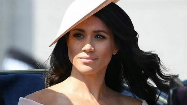 Meghan Markle returned to England for Queen Elizabeth II's birthday.