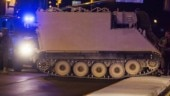 Army officer turns carjacker, speeds off with armoured carrier