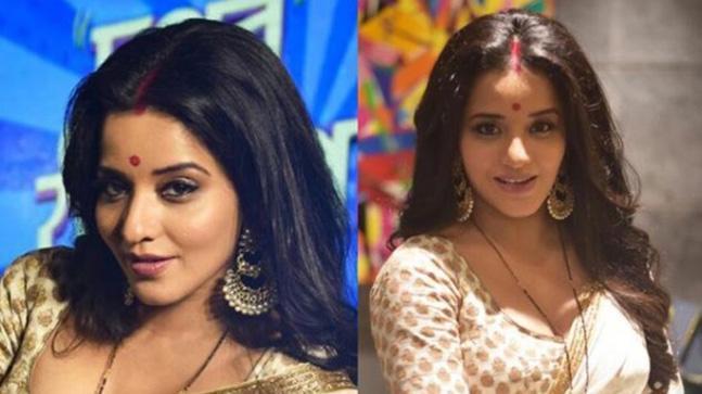 Former Bigg Boss contestants Mona Lisa is killing it in sari