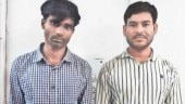 Ombir and Jagdish (left), the two accused, were arrested by special cell of Delhi Police on Wednesday.