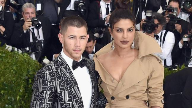 Nick Jonas is captivated by Priyanka Chopra