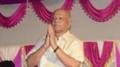 SR Patil resigns as Karnataka North Congress Working president