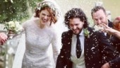 Kit Harington and Rose Leslie are now married.