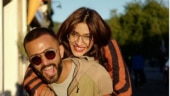 Sonam had a 'phenomenal' birthday with Anand. See videos and pics