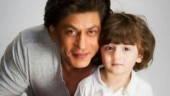AbRam's adorable note for Shah Rukh Khan on Father's Day will melt your heart