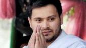 Rashtriya Janata Dal chief Tejashwi Yadav
