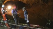 Coach, soccer players go missing in flooded Thai cave