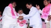 Case registered against TRS MLA Prakash Goud for land grab