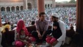 Vikas Khanna has teary reunion with Muslim family who saved his life in 1992 riots
