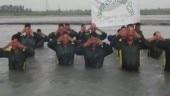 India's bravehearts celebrate the ancient art on International Yoga Day