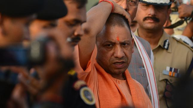 UP CM Yogi Adityanath (Photo- Getty images)