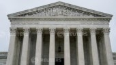 Trump meets with U.S. Supreme Court contenders, two in focus