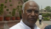 Mallikarjun Kharge accuses officer of spying in Lok Sabha