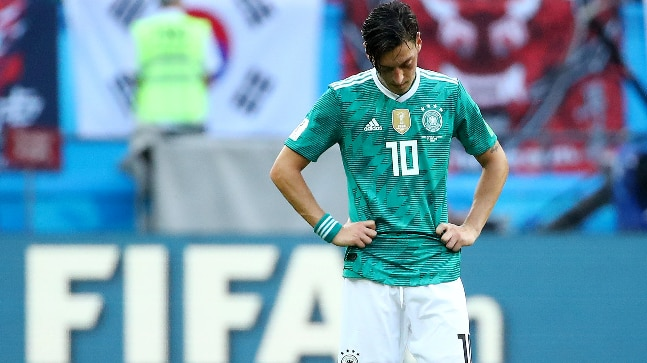 Mesut Ozil verbally attacked by Bayern Munich president