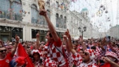 World Cup 2018: Croatians outnumber French for final showdown in Moscow