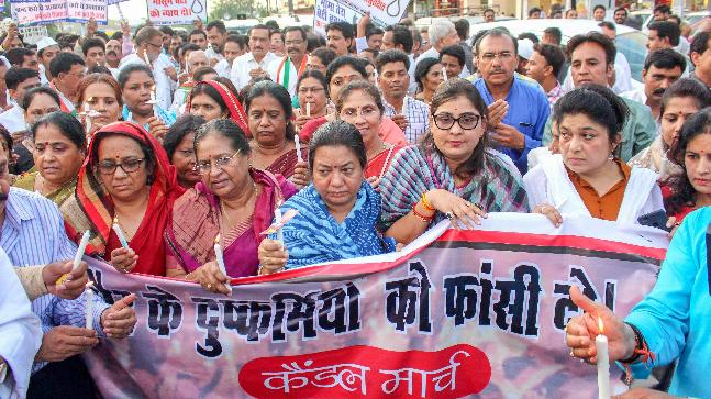 Police fear minor victim in Mandsaur rape is infected with