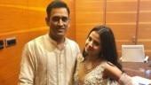 Watch: Sakshi Dhoni dances to DDLJ song at friend's sangeet ceremony
