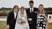 Croatia's Modric, Perisic unwind at Corluka's wedding after World Cup 2018