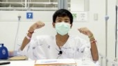 Thai soccer players crave favourite food, wait to go home next week