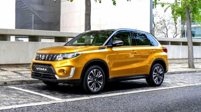 All New Maruti Suzuki Vitara Revealed India Launch Soon Auto News