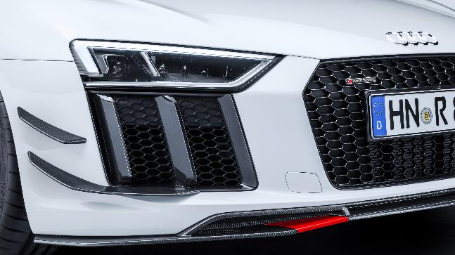 In Pictures Audi Performance Parts R8 Unveiled Auto News