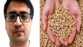 This IIT-Roorkee doctorate created a bioreactor that turns crop stubble into animal feed nutrients!