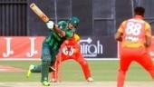 Fakhar Zaman scored his second ODI century (AP Photo)