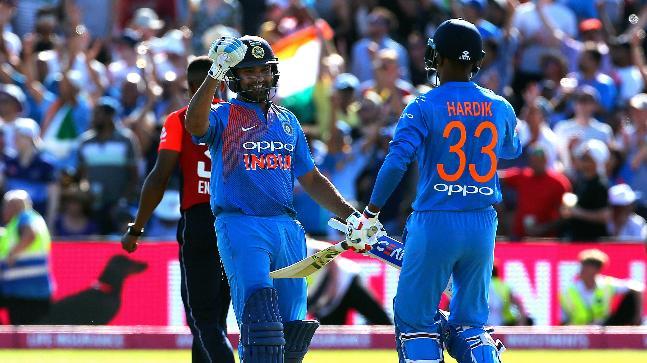India vs England,Rohit Sharma,Hardik Pandya