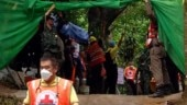 Thai cave rescue: Remaining boys wait for operation to resume