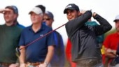 Shubhankar Sharma says he has grown as a player after gaining all the invaluable experiences from his British Open debut (AP Photo)