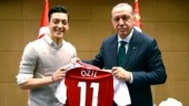German football chief admits to mistakes in handling Mesut Ozil photo