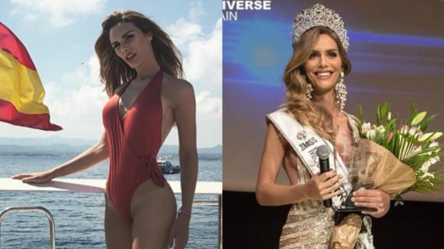 Who Won 2018 Miss Universe >> Miss Spain Angela Ponce becomes first transgender model at Miss Universe pageant - Lifestyle News