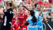 Women's Hockey World Cup 2018: India concede late goal, draw 1-1 vs England