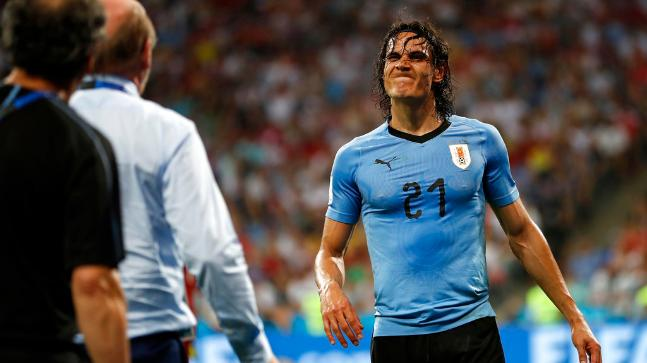 the best attitude 9e338 c12ec World Cup 2018: Uruguay not the same without Cavani, says ...
