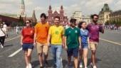 World Cup 2018: Activists find unique way to display Pride flag despite ban