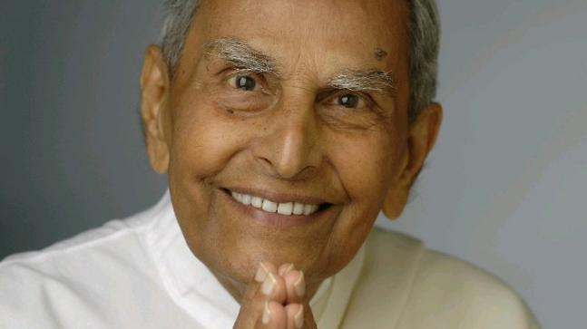 Spiritual leader Dada JP Vaswani dies at age 99