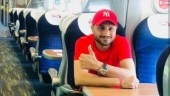Harbhajan Singh said his motive was to spread positivity amongst the youth (Picture tweeted by @harbhajan_singh)