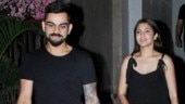 Virat Kohli's day out with wife Anushka Sharma in England