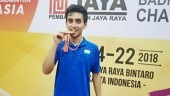 Lakshya Sen third Indian to win gold at the Badminton Asia Junior Championships (Picture tweeted by @BAI_Media)